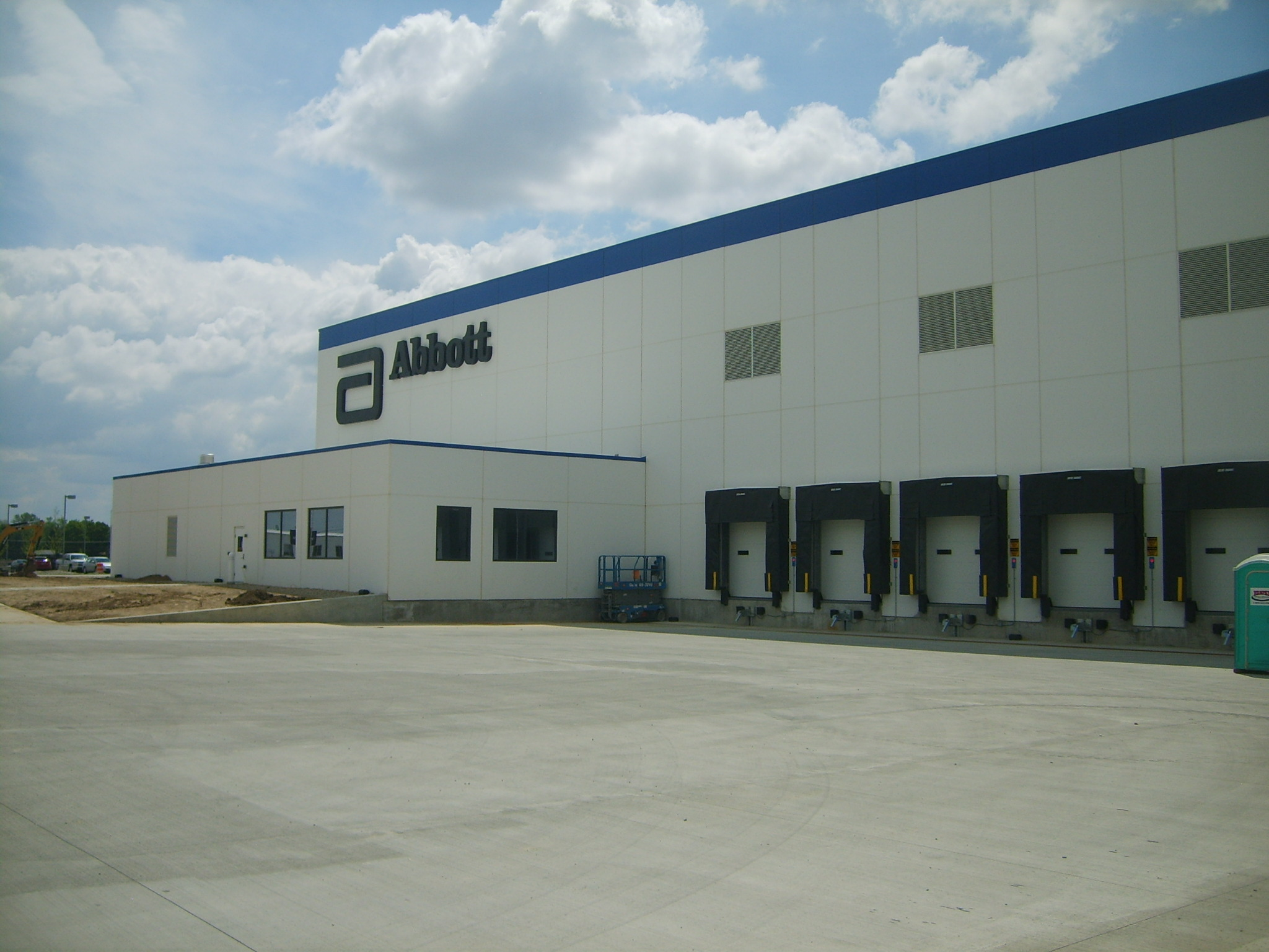 Indianapolis_Food Processing_Tipp City Ohio_Abbott Labs Production Facility3