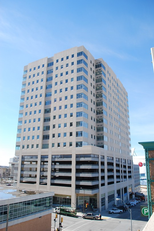 One Place Office Tower - Tulsa, OK - Coreslab Structures (OKLA) Inc.