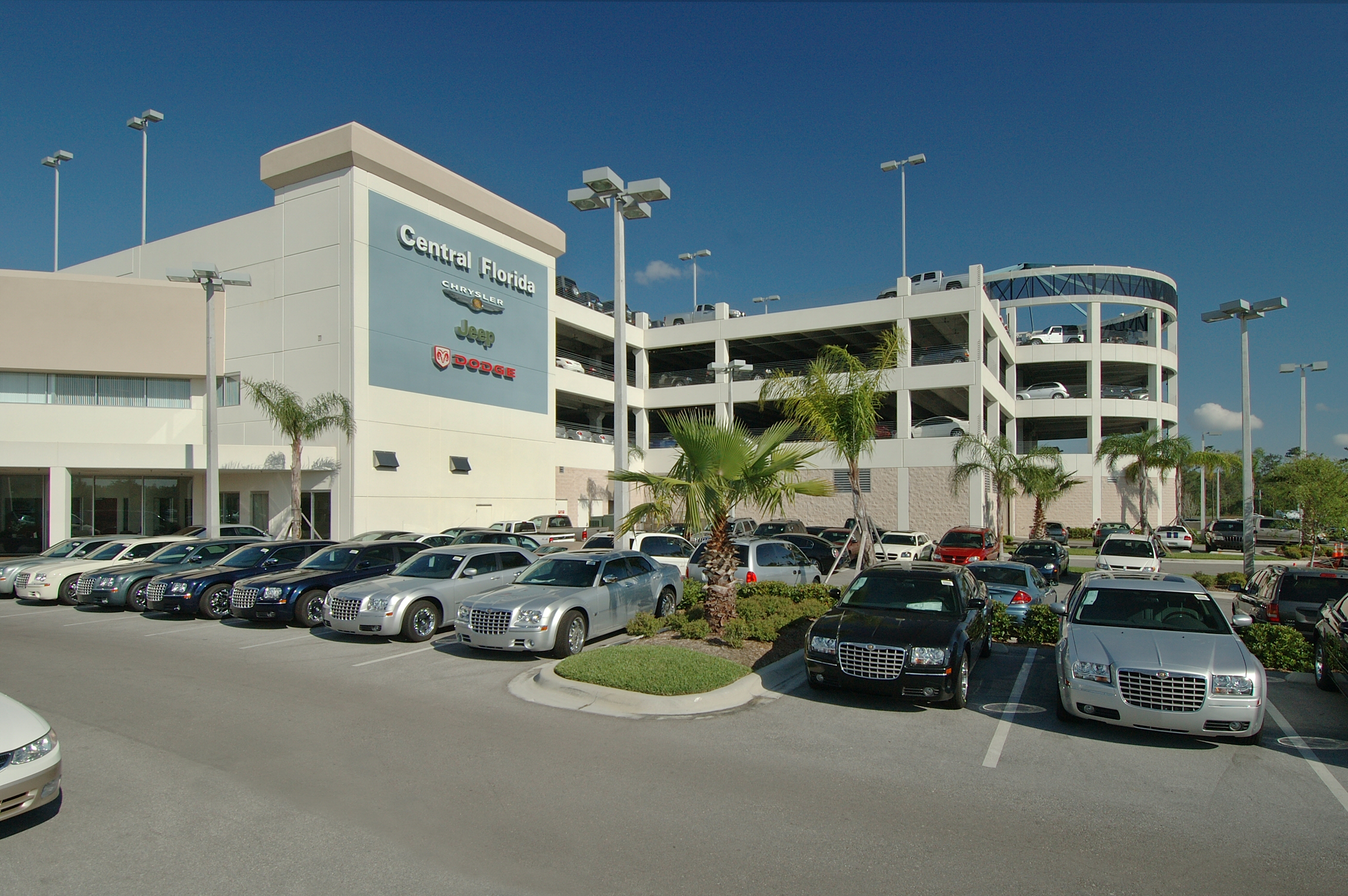 Precast Concrete Supplier Tampa Florida Coreslab Structures - Jeep chrysler dealerships