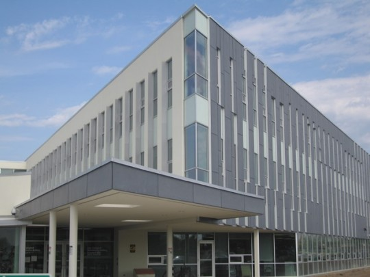 Niagara Region Headquarters, Thorold, ON - Coreslab Structures (ONT) Inc.