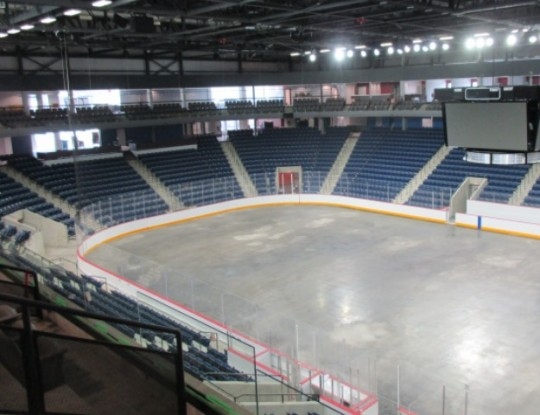 Meridian Centre, St. Catharines, ON - Coreslab Structures (ONT) Inc.