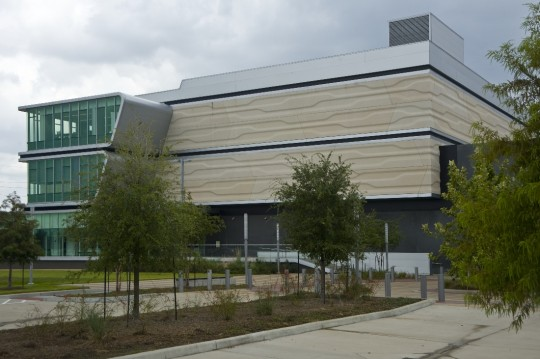 BP High Performance Computing Center, Houston, TX - Coreslab Structures (TEXAS) Inc.