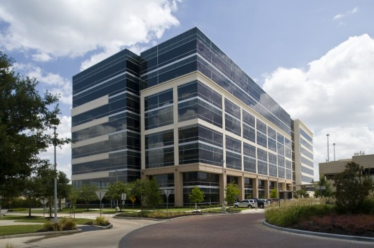 Energy Crossing Office Building, Houston, TX - Coreslab Structures (TEXAS) Inc.