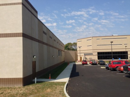 Dearborn County Jail, Lawrenceburg, IN - Coreslab Structures (INDIANAPOLIS) Inc.