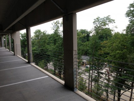 Park on 11th Parking Garage, Bloomington, IN - Coreslab Structures (INDIANAPOLIS) Inc.