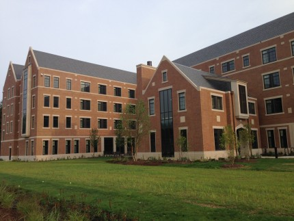 Valparaiso University Beacon Residence Hall, Valparaiso, IN - Coreslab Structures (INDIANAPOLIS) Inc.