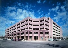 Arizona_Parking Structures_Bank One Ballpark