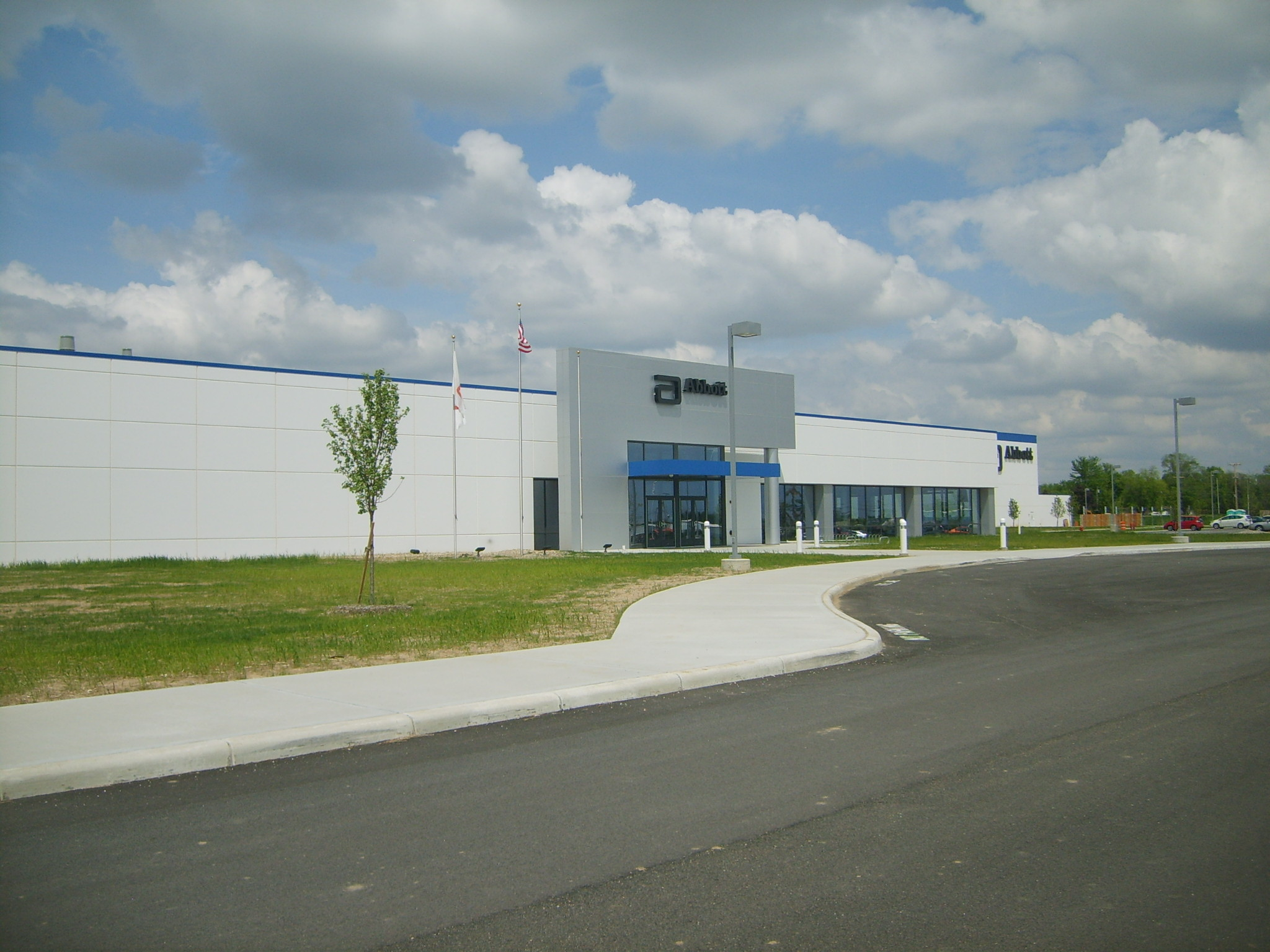 Indianapolis_Food Processing_Tipp City Ohio_Abbott Labs Production Facility2