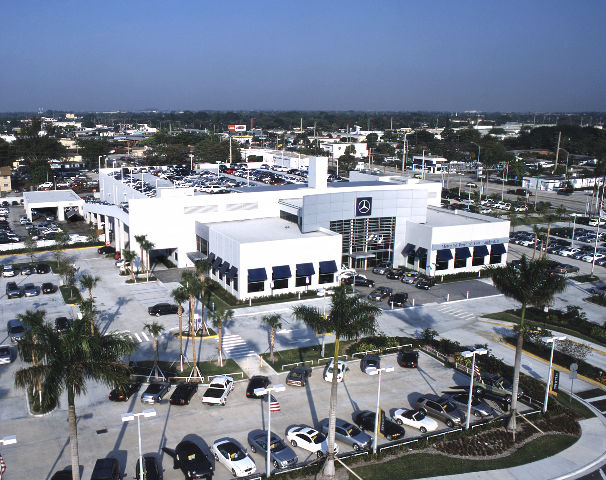 Auto dealerships coreslab structures coreslab structures for Mercedes benz dealership locations
