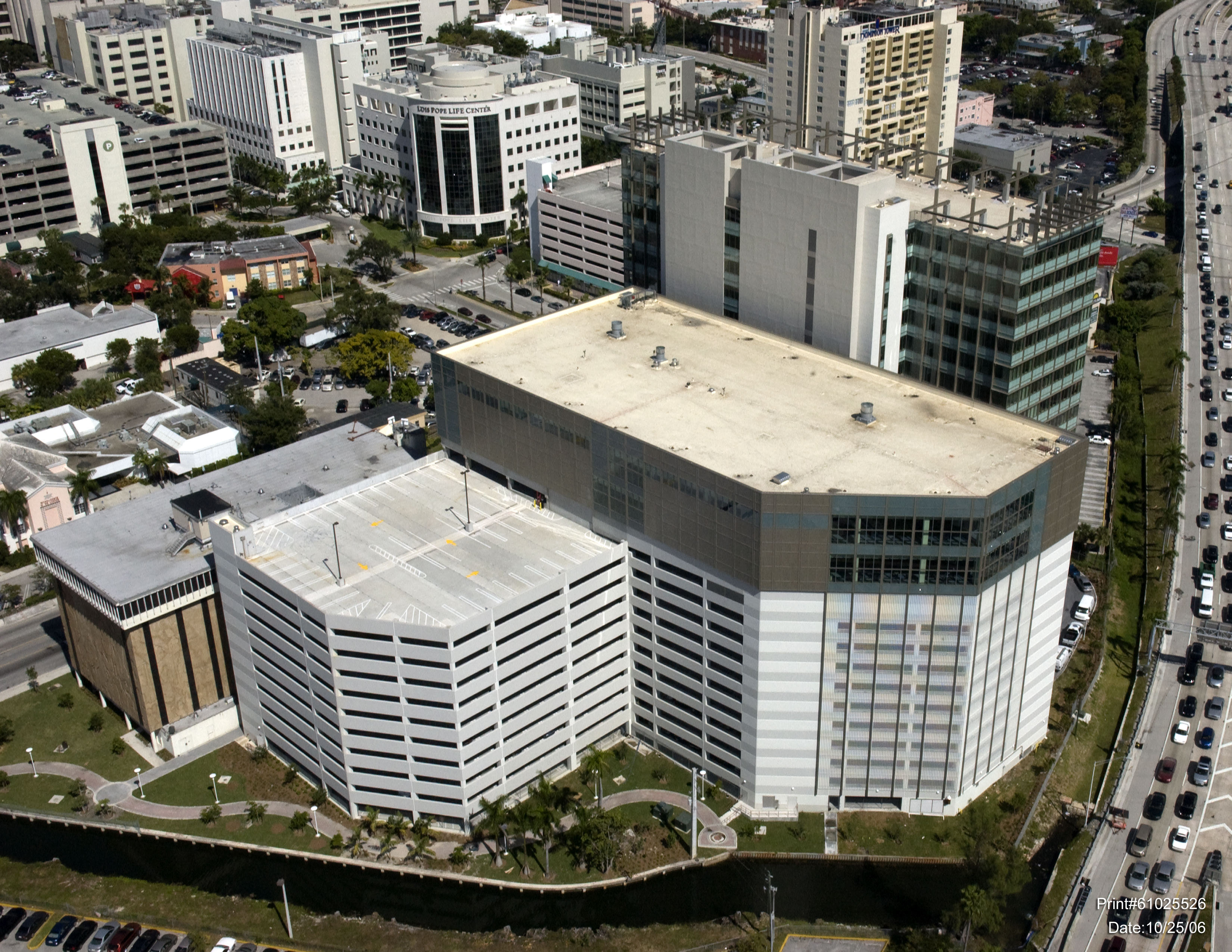 Miami_Parking structures_UM clinical