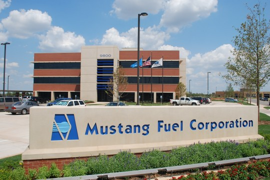 Mustang Fuel Corporation - Oklahoma City, OK - Coreslab Structures (OKLA) Inc.
