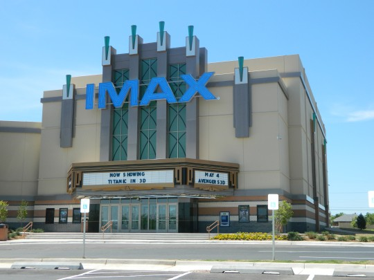 Warren Theater IMAX - Moore, OK - Coreslab Structures (OKLA) Inc.
