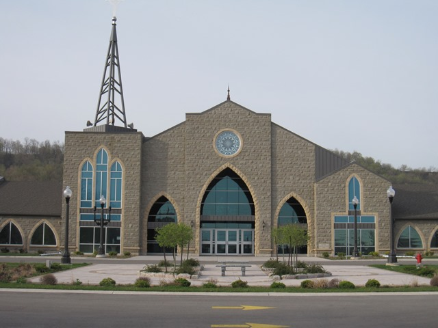 Ontario_Religious_Grimsby Ontario_Immaculate Heart of Mary Parish