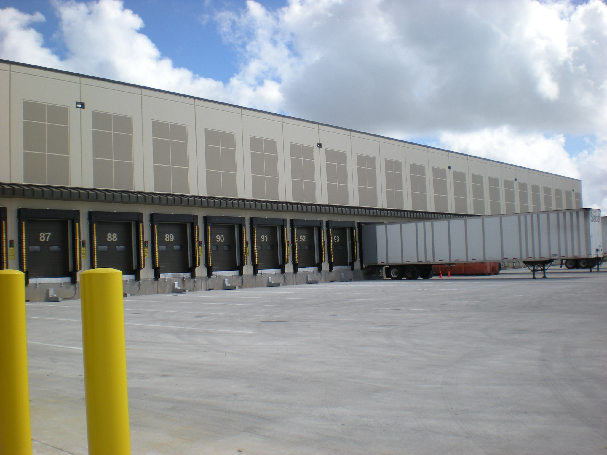 Tampa_Manufacturing_ALDI Distribution Center