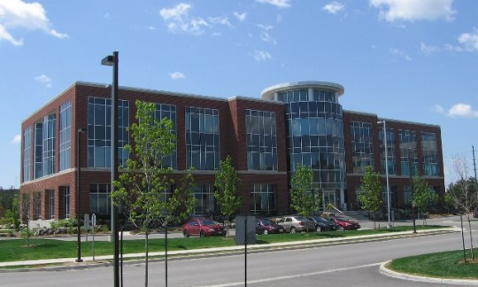 Ontario AgriCentre Office Complex, Guelph, ON - Coreslab Structures (ONT) Inc.