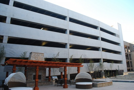 Garage Design Okc: Parking Structures :Coreslab Structures