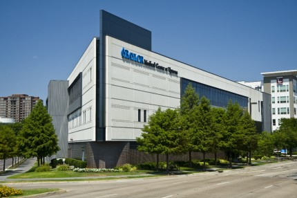 Mary Shiels Hospital, Dallas, TX - Coreslab Structures (TEXAS) Inc.