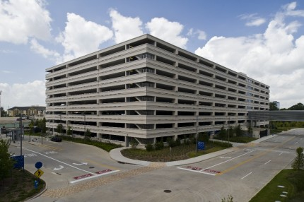 Shell Woodcreek Parking Garage, Houston, TX - Coreslab Structures (TEXAS) Inc.