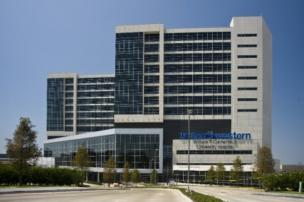 U of T Southwestern Clements Hospital, Dallas, TX - Coreslab Structures (TEXAS) Inc.