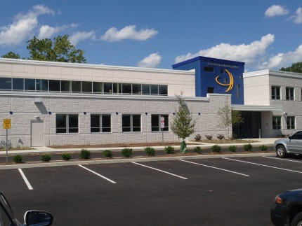 Christel House Academy West Campus, Indianapolis, IN - Coreslab Structures (INDIANAPOLIS) Inc.