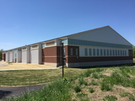 Miami University Indoor Sports Complex, Oxford, OH - Coreslab Structures (INDIANAPOLIS) Inc.