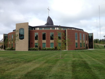 St. Michael Catholic Church, Louisville, KY - Coreslab Structures (INDIANAPOLIS) Inc.