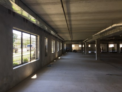 Victory View Condominium Parking Garage, South Bend, IN - Coreslab Structures (INDIANAPOLIS) Inc.