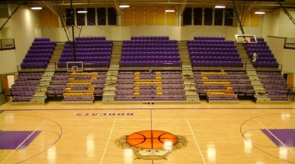 Bob Cat Arena, Berryville School District, Berryville, AR - Coreslab Structures (ARK) Inc.
