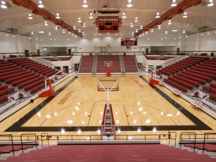 Cabot High School HPER Center Arena, Cabot, AR - Coreslab Structures (ARK) Inc.