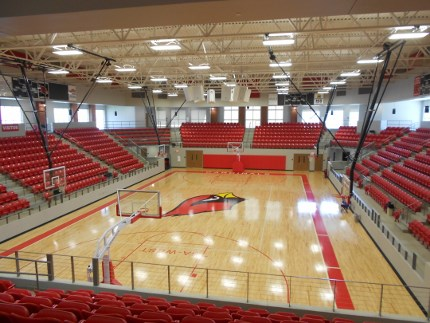 The Cardinal Arena, Farmington, AR - Coreslab Structures (ARK) Inc.
