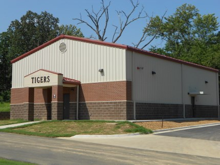 Pangburn School District Multi-Purpose FEMA Shelter, Panburn, AR - Coreslab Structures (ARK) Inc.