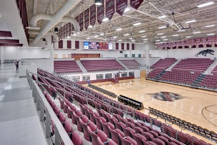 Siloam Springs High School Arena, Siloam Springs, AR - Coreslab Structures (ARK) Inc.