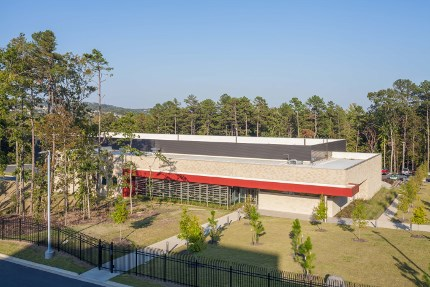 Southwest Power Pool Data Center, Little Rock, AR - Coreslab Structures (ARKANSAS) Inc.
