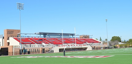 Ernie Chapman Stadium, Orange, CA - Coreslab Structures (LA) Inc.