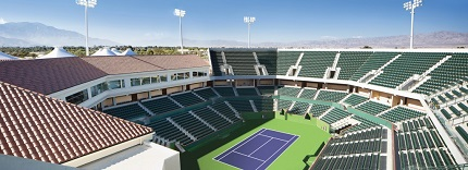 Indian Wells Tennis Garden, Indian Wells, CA - Coreslab Structures (LA) Inc.
